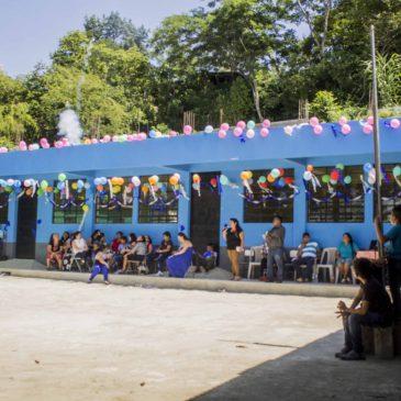 Edificación de aulas mejorará educación en el caserío San Matías