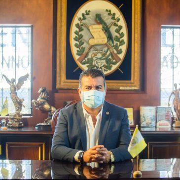 Hablando con el Alcalde PELLECER