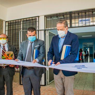 Centro de Atención Permanente – CAP-  en Ciudad Quetzal