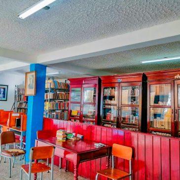 Internet gratis en la Biblioteca Municipal