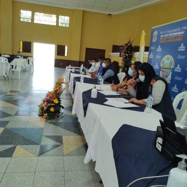 Concejo Municipal de Desarrollo Urbano y Rural, año 2021.