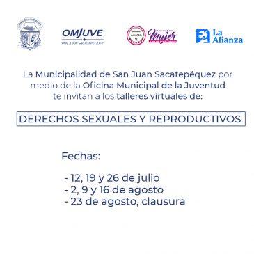 Taller sobre Derechos Sexuales y Reproductivos